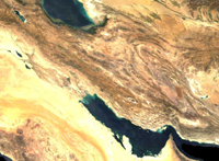 Iran - 2000 (MODIS)