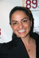 Actress/Producer Nadine Rajabi - Hollywood (September 22, 2009)