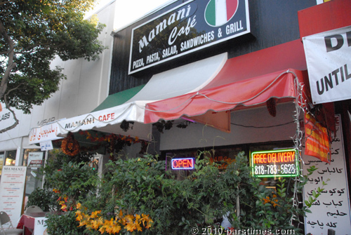 Mediterranean Restaurant On Magnolia In Sherman Oaks Ca