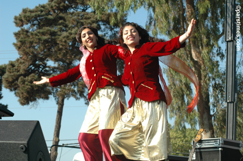 Golsanam Dance Company