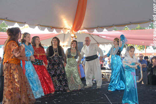 Kurdish Dance
