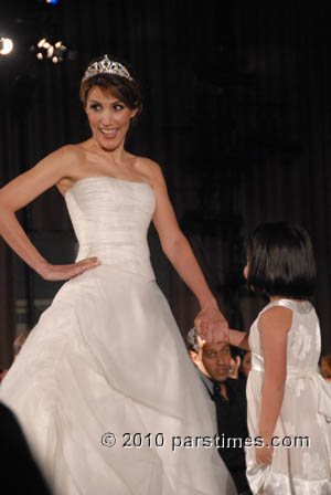 Wedding Gown by Simin Couture - UCLA (April 12, 2009) by QH