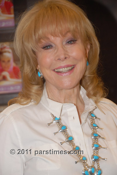 Barbara Eden -  USC (May 1, 2011)- by QH