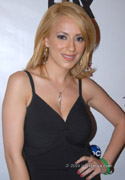 Actress/host Farrah Assadi - Hollywood (September 22, 2009)