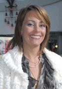 Sabine El Gemayal director of Niloofar - Hollywood (November 1, 2008)