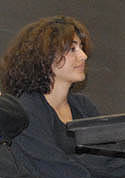 Actress Golshifteh Farahani - UCLA (November 9, 2008)