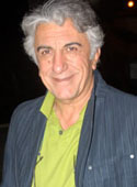 Actor Reza Kianian - UCLA (October 9, 2009)