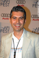 Actor/Film Publicist Reza Safai - AFI Fest, LA (November 4, 2007)