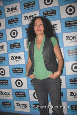 Nahid Persson Sarvestani at the premiere of Queen & I - Westwood (June 22, 2009) by QH