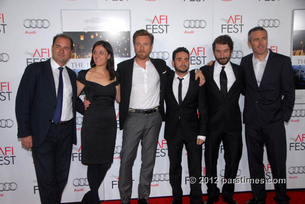 AFI FEST The Premiere Of Impossible