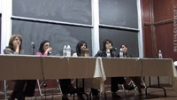 Panel Discussion: Caught Between Two Worlds & Voices - UCLA (May 2, 2008) width=