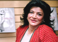 Shohreh Aghdashloo - by QH (April 3, 2005)