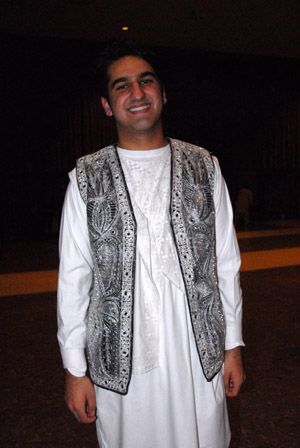 Traditional Afghan Clothing Men
