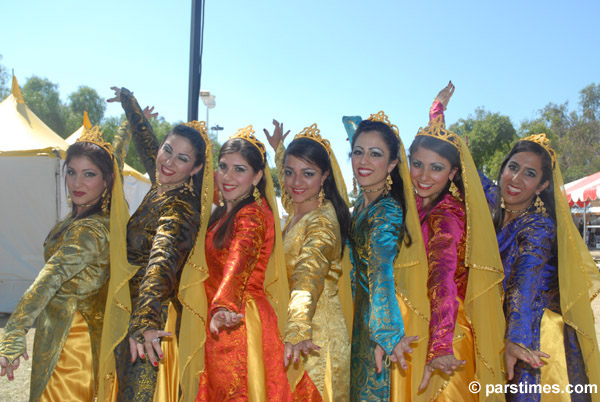 Beshkan Dance Company (October 13, 2007) - by QH