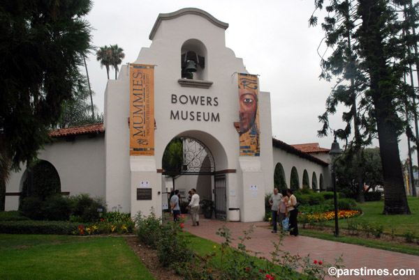 Bowers Museum Of Cultural Art - Attractions/Entertainment, Reception Sites - 2002 N Main St, Santa Ana, CA, United States