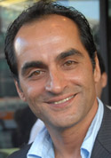 Actor Navid Negahban - by QH