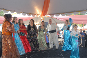 Kurdish Dance, Mehregan - Costa Mesa (October 13, 2007) by QH