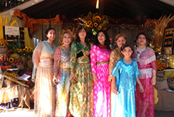 Kurdish women in traditional custome - Costa Mesa (September 26, 2010) by QH
