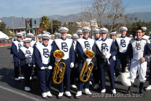 Penn State Band Members (January 1, 2009) - by QH