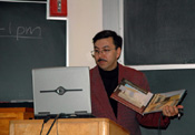 Director Farzin Rezaeian - UCLA (February 7, 2006) - by QH (January 30, 2006)