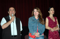 Parviz Sayyad & Mary Apick at the premiere of the Mission - LA Film Festival - by QH (June 23, 2006)