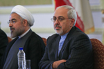 President Hassan Rouhani & Foreign Minister Mohammad Javad Zarif - August 3, 2013