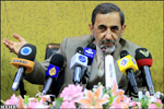 Dr. Ali Akbar Velayati - Former foreign minister and advisor on international affairs to the leader