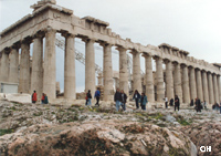 Acropolis - Spring 1993 by QH