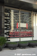 Hammer Museum, Billy Wilder Theatre by QH