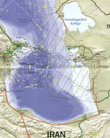 Caspian Sea South