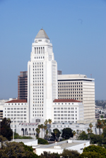 LA City Hall, by QH