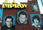 The I mprov - Melrose Ave, Hollywood - by QH