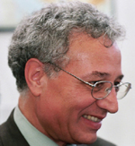 Dr. Ahmad Karimi Hakkak - Director of the Center of Persian Studies of the University of Maryland, by QH - May 28, 2005