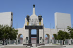 Los Angeles Memorial Coliseum, by QH