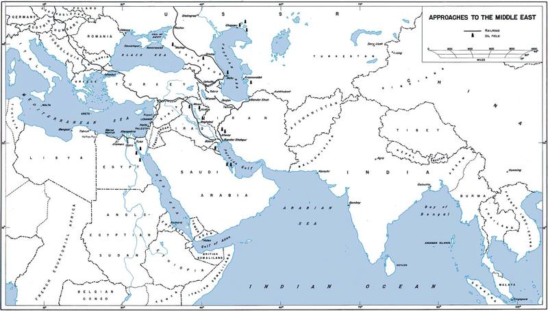 Middle East Map Before Wwii.Iran Maps Charts