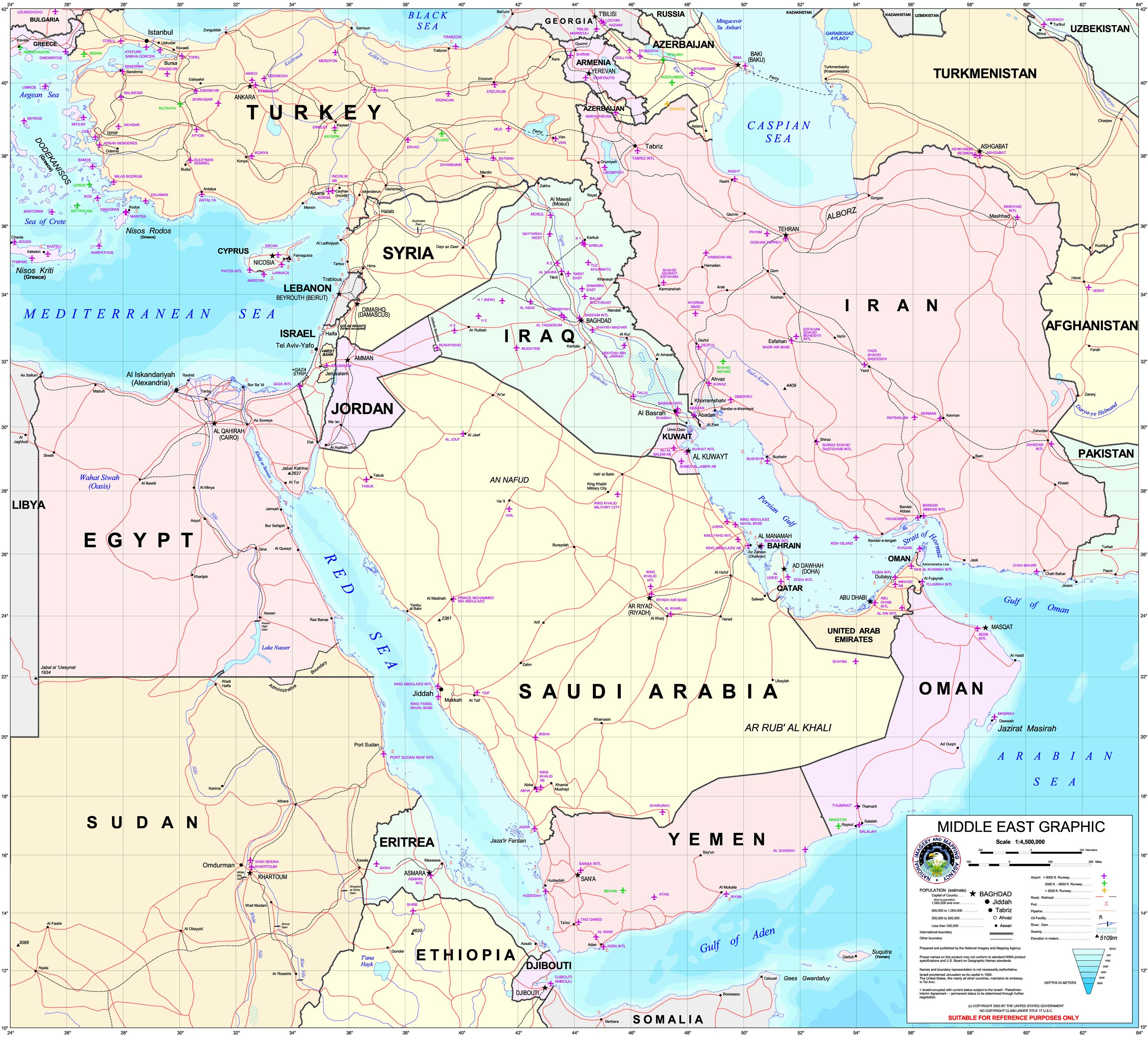 Iran maps charts large map 1 mb gumiabroncs Images