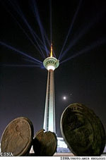 Milad Tower, the new symbol of modern Tehran - ISNA