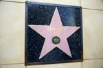 Muhammad Ali Star on a wall because the name 'Muhammed' shouldn't be stepped on - Hollywood, by QH