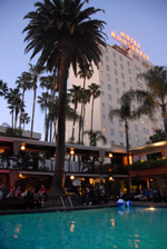 Roosevelt Hotel, Hollywood - by QH