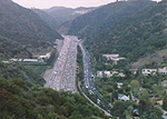 San Diego Freeway, by QH