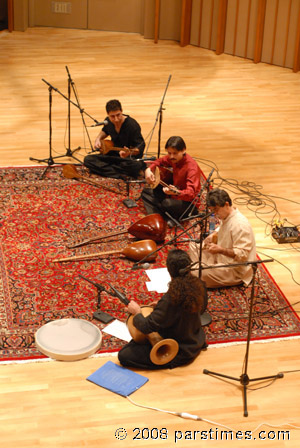 Ali Akbar Moradi & Yarsan Ensemble (February 10, 2008) - by QH