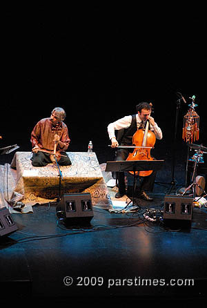 Kayhan Kalhor - LA (July 10, 2010) - by QH