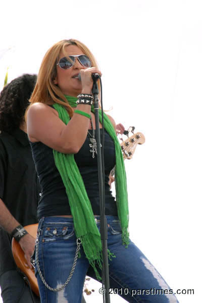 Sepideh in concert - (April 3, 2011) - by QH
