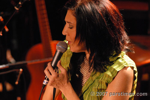 Sussan Deyhim  (August 13, 2011) - by QH