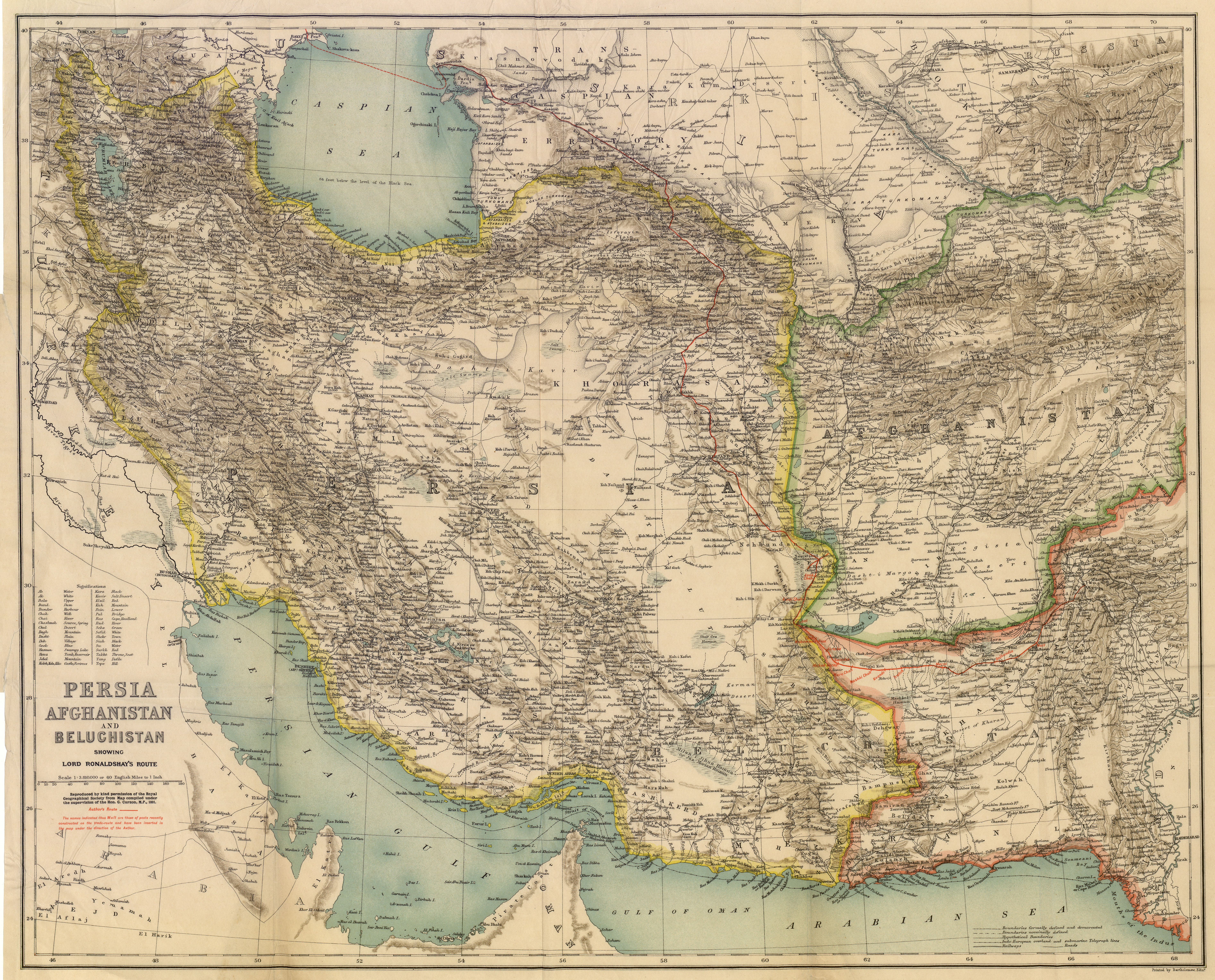 the british middle east policy in the late 1930s One palestine, complete: jews and arabs under the british mandate  former  us consul general in jerusalem president, foundation for middle east peace   ben-gurion bluntly acknowledged to colleagues in the late 1930s the  unbridgeable  true, british policy vacillated, and many mandate officials were  pro-arab,.
