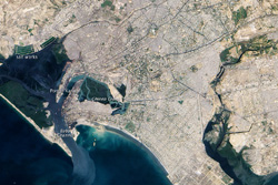 Karachi, Pakistan - NASA (January 8, 2010)