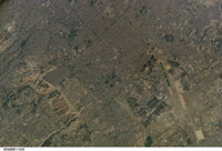 Tehran, Mehrabad Airport - NASA August 23, 2003