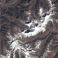 Nanga Parbat, Pakistann - NASA (July 9, 2006)