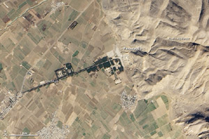Persepolis, Iran - 2004 (NASA)