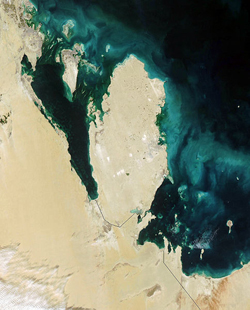 Qatar January 31, 2003 - NASA